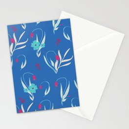 Petitte Summer Blue Stationery Cards