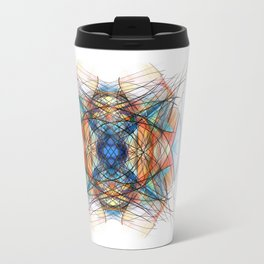 Commit to Dreams ~ Sandalphon Travel Mug