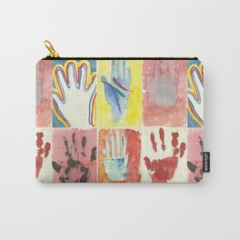 Give me a hand Carry-All Pouch