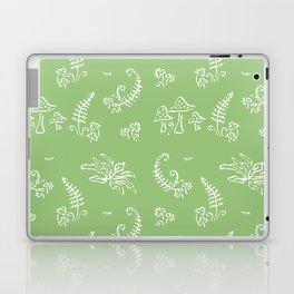 Lady Fern - Green Laptop & iPad Skin