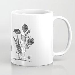 Mysterious Human Plant's Coffee Mug