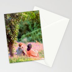 And The Wall Fell Stationery Cards