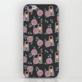 Ragdolls and Roses iPhone Skin