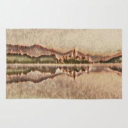 Mirrored Mosaics Rug