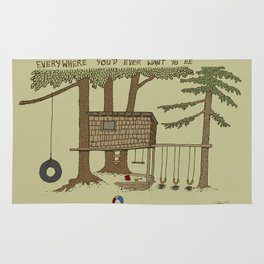 Tree Fort Rug