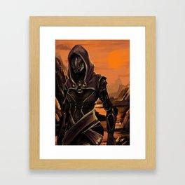 Tali Framed Art Print