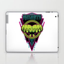 NAZIRITE: Fast and Pray Laptop & iPad Skin