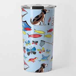 The Voyage of the Beagle Travel Mug