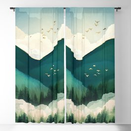 Emerald Hills Blackout Curtain