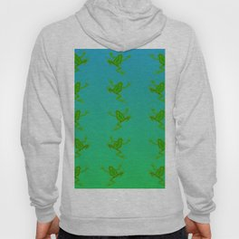 When the frogs goes marching in ... Hoody
