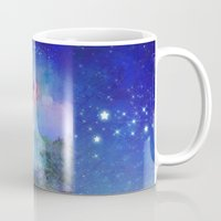 dreamcatcher Mugs featuring Dreamcatcher by Aimee Stewart