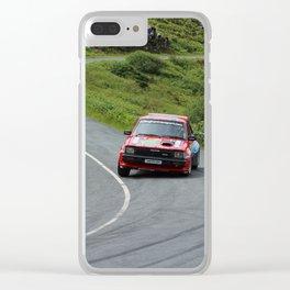 Knockalla Uphill 2019 2 Clear iPhone Case