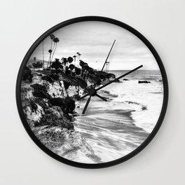 Laguna Beach xx Wall Clock