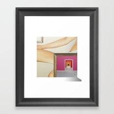 RahmenHandlung 2 Framed Art Print