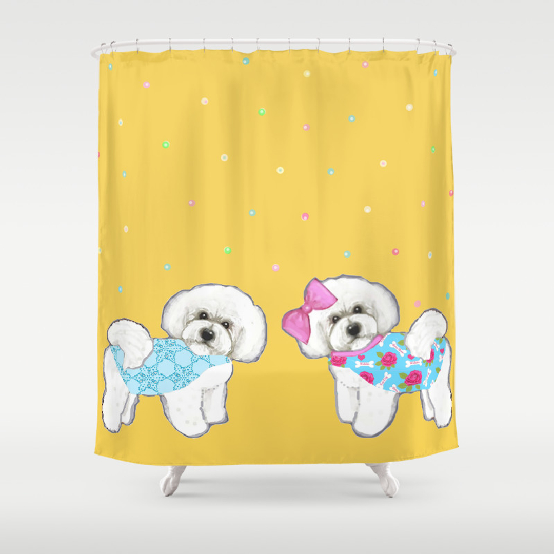 pink and yellow shower curtain. Awesome Pink And Yellow Shower Curtain Gallery  Best inspiration