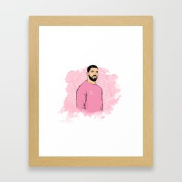 1-800-HOTLINEBLING Framed Art Print