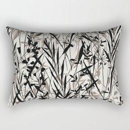 grass meadow Rectangular Pillow