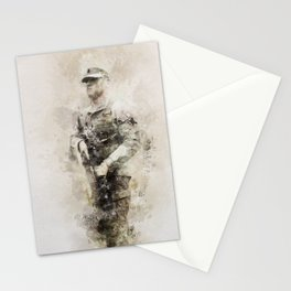 Tip of the Spear Stationery Cards