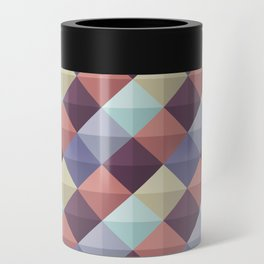 Abstract Pattern Can Cooler