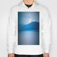 lighthouse Hoodies featuring Lighthouse  by Alyson Cornman Photography