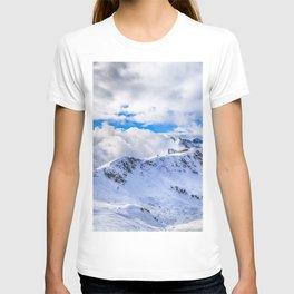 Caucasian ridge T-shirt