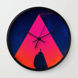 GILGAMESH Wall Clock
