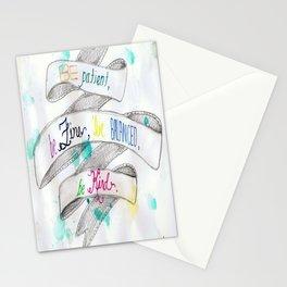 skinny love Stationery Cards