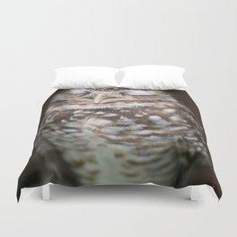 Sleeping Owl Duvet Cover