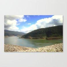 Thompson Reservoir Canvas Print