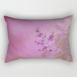 La bellezza dei fiori Rectangular Pillow