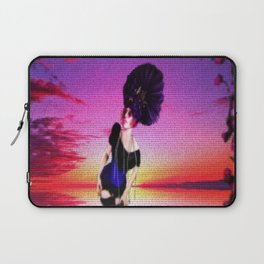 """Is Lady of the Lake Just One More Girl?"" Laptop Sleeve"