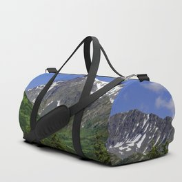 Scenic Seward Highway - Summer Duffle Bag