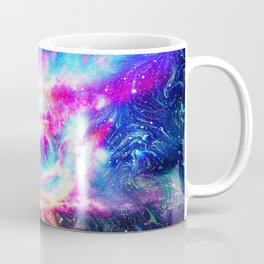 Colorful Galaxy Coffee Mug