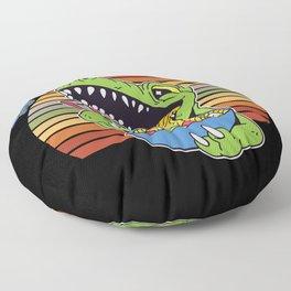 No Ramen No Life Dinosaur Floor Pillow