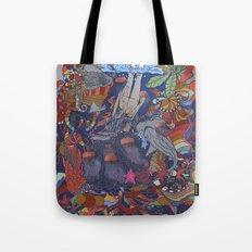 Dive into the Unknown Tote Bag