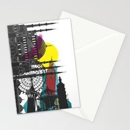 th buildings Stationery Cards