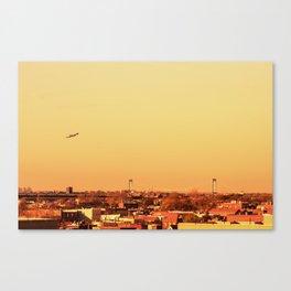 Flight of Passage Canvas Print