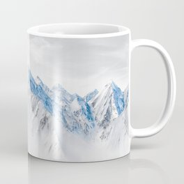 Snow Capped Mountains Coffee Mug