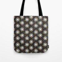 sewing Tote Bags featuring sewing pins by kociara
