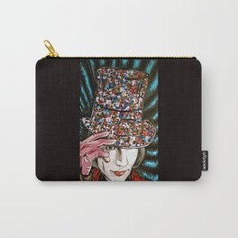 Johnny Depp as Willy Wonka Carry-All Pouch
