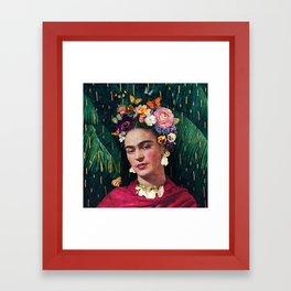 Frida Kahlo :: World Women's Day Framed Art Print
