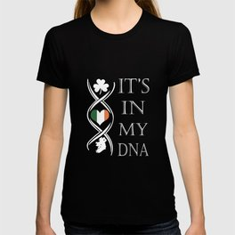 its in my dna italia t-shirts T-shirt