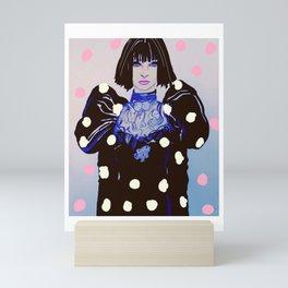 Paris Haute Couture Mini Art Print