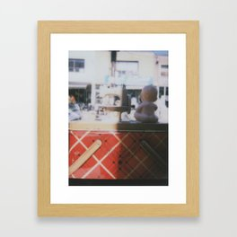 Kensington Market Framed Art Print