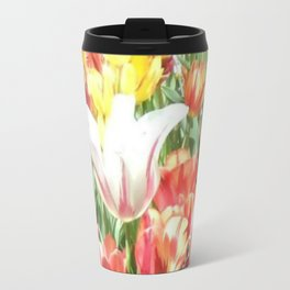 Tulips - Born to Stand Out Travel Mug