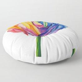 Rainbows Floor Pillow