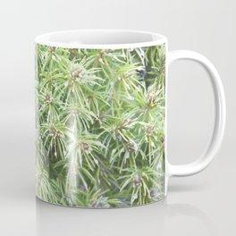 Spring Rain on Spruce Needles Coffee Mug