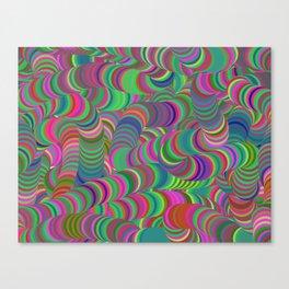 wormy Canvas Print