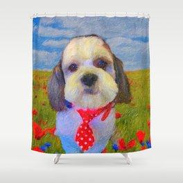 Benny Shower Curtain