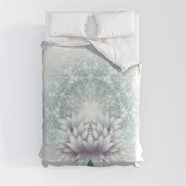 Tibet. Sacred geometry. Flower of Life Comforters
